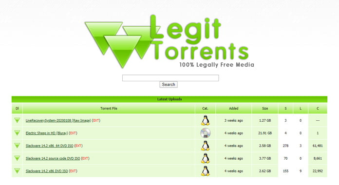legit-torrents