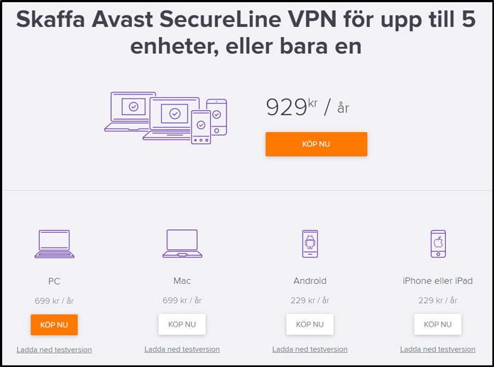prislista-för-avast-secureline