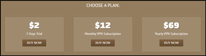 prisplan-för-anonymousvpn