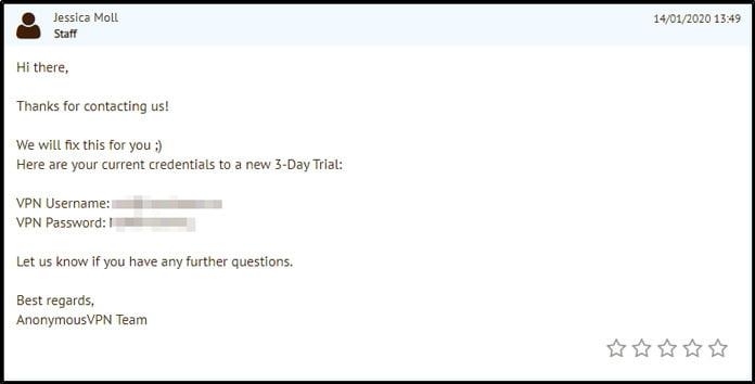 supportavdelning-svar-för-anonymousvpn