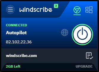 windscribe-chrome-app