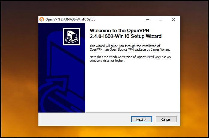 installera-openvpn-klient