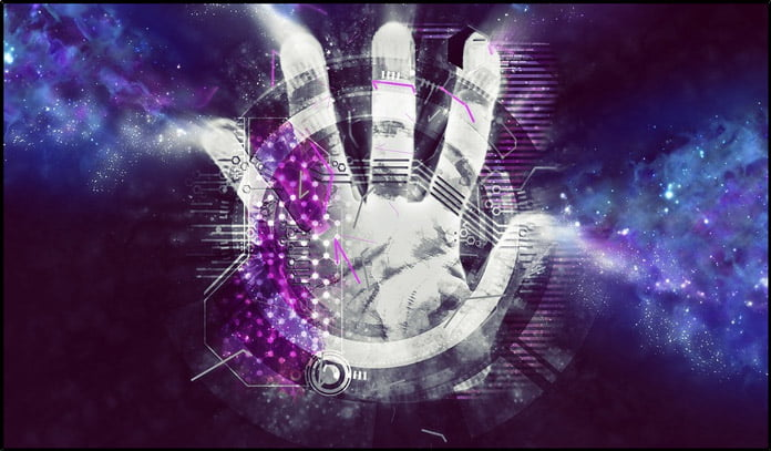 kryptering-hand
