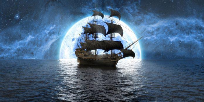 Piratskedd