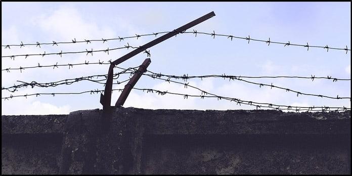fängelse-taggtråd