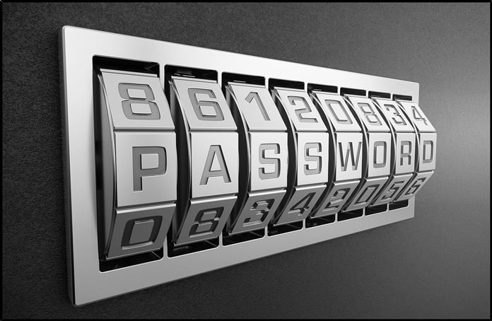 lösenord-kombinationslås