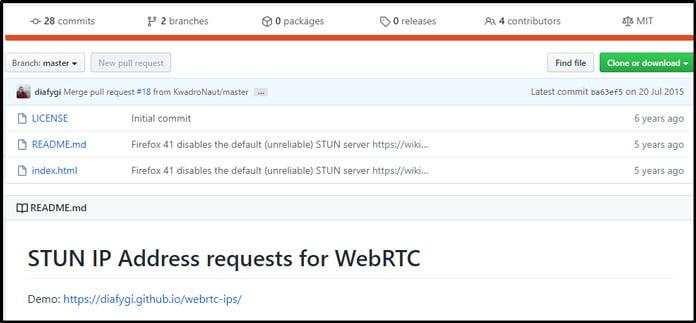 github-webrtc