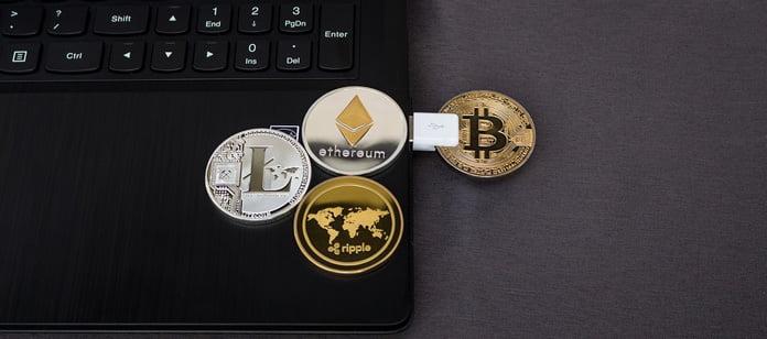 en-usb-bitcoinplånbok