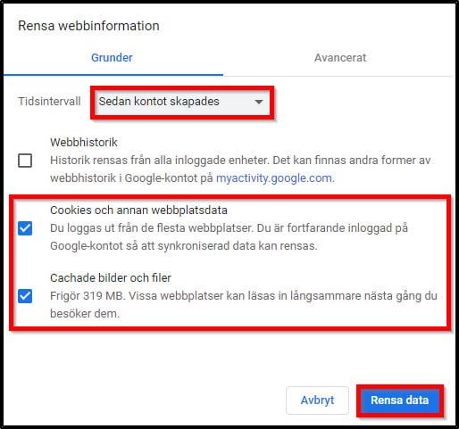 rensa-webbinformation-chrome