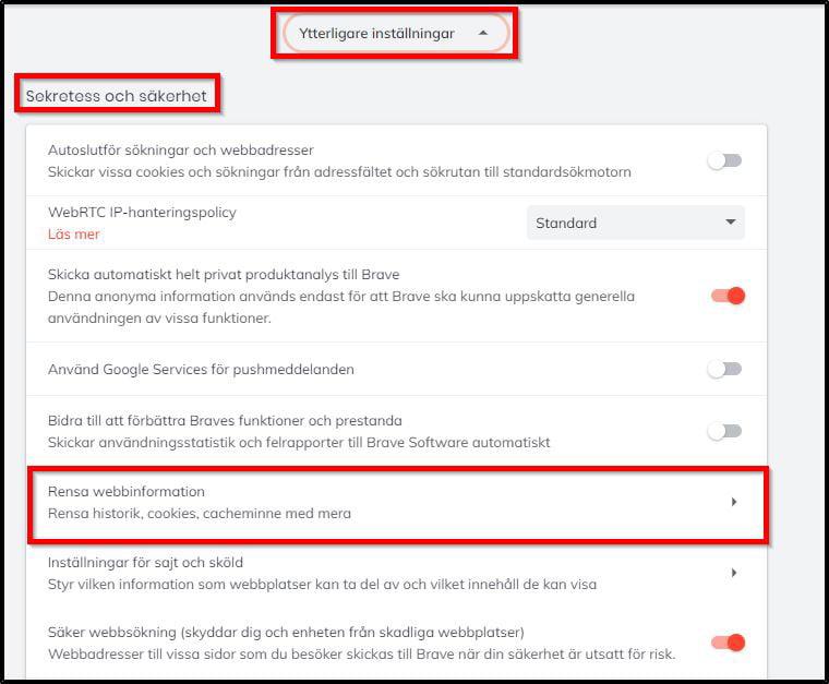 rensa-webbinformation-for-brave
