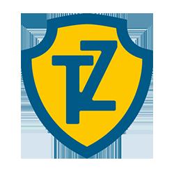 Trust zone small logo 250