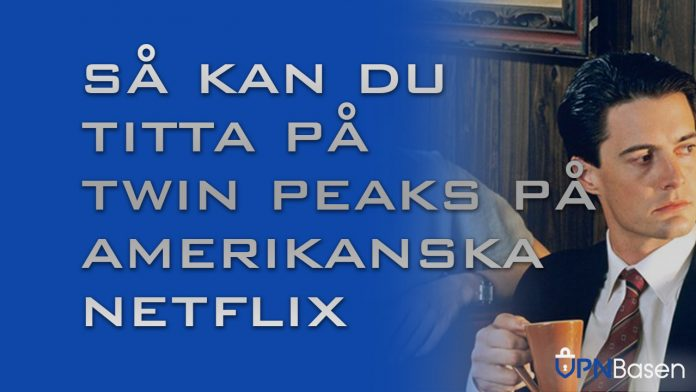 Twin peaks netflix usa